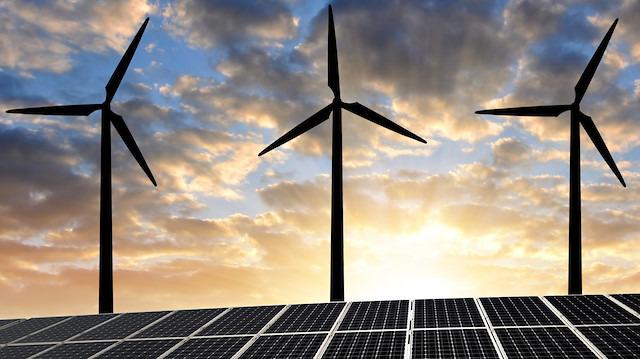 Yenilenebilir enerjide rekor kırıldı: Yüzde 64'e yükseldi