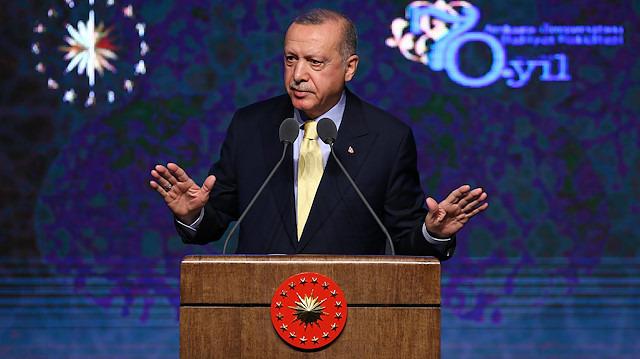 Cumhurbaşkanı Erdoğan açıkladı: Bağdadi'nin eşi de yakalandı