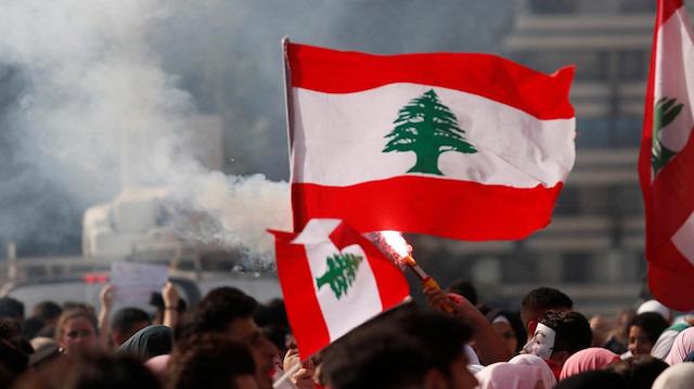 Lübnan'da hedefte kamu kurumları var