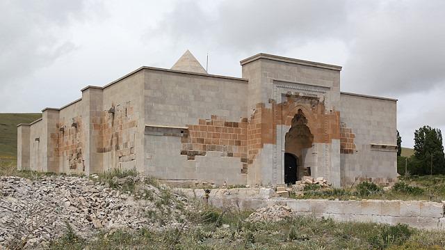 Alay Han Kervansarayı restore ediliyor: 12. yüzyılda inşa edildi