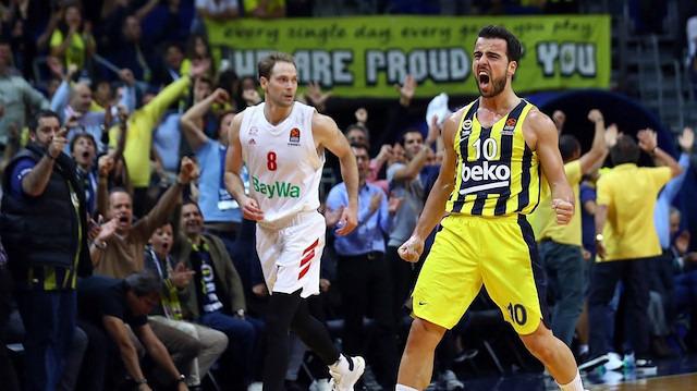 Fenerbahçe Beko 3 maçın ardından galibiyeti yakaladı