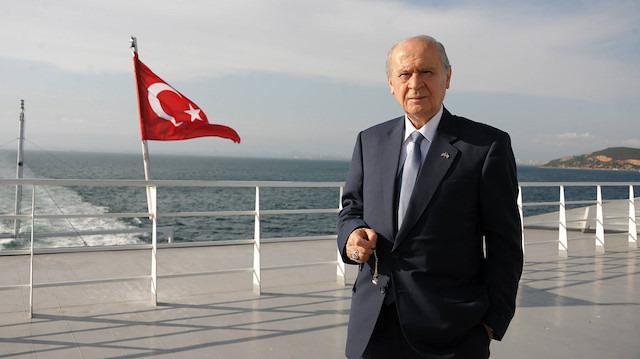 Bahçeli'den ABD ziyareti yorumu: Tartışmaya açmak Türkiye'ye haksızlıktır