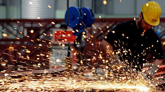Eylül ayı sanayi üretimi rakamları açıklandı