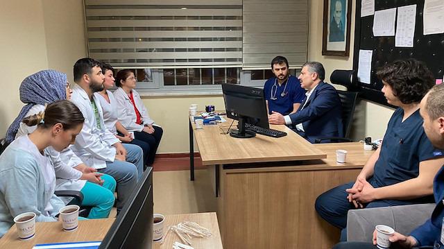 Sağlık Bakanı Fahrettin Koca'dan hastanelere denetim