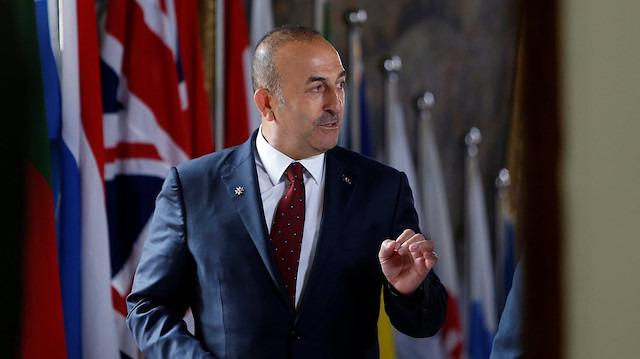 Bakan Çavuşoğlu'ndan Mazlum Kobani vurgusu: Süratle ilettik
