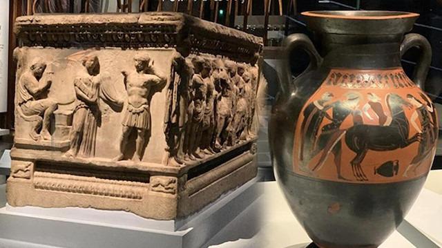 Türkiye'den çalınan eserlerle Londra'da Troya sergisi düzenlenecek