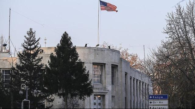 ABD Büyükelçiliği'nden konsolosluktaki skandal görüntülerle ilgili açıklama