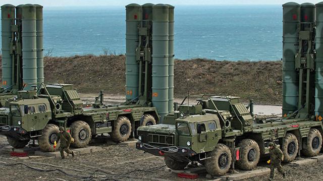 ABD'nin S-400 açıklamasına Rusya'dan yanıt: Türkiye tehdit edilecek ülke değil