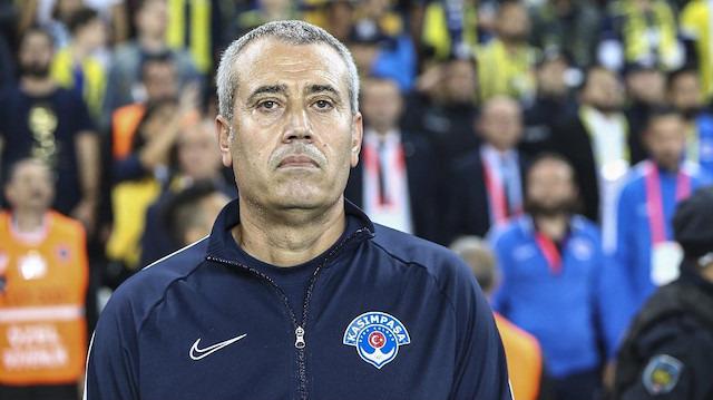 Kasımpaşa'da teknik direktör Kemal Özdeş ile yollar ayrıldı