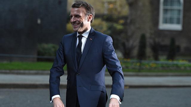 Macron: Türk halkına derin saygım var
