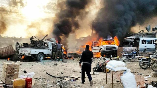 MSB açıkladı! PKK/YPG 45 masum sivili katletti