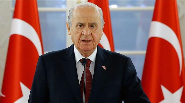 MHP Genel Başkanı Bahçeli: Af yasası ile ilgili kanun teklifimizi beklemeye aldık