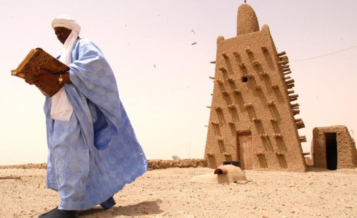 Bir zamanlar Timbuktu'da