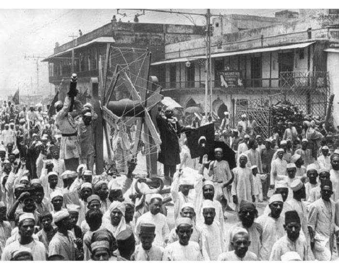 Hint Müslümanlarının Milli Mücadele'ye maddi yardımları