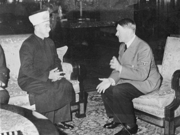 Hitler'den medet