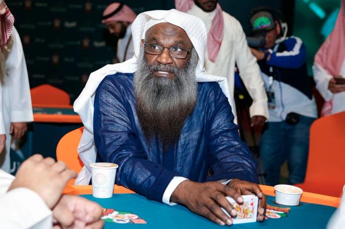 """""""Kâbe imamı, kumar masasında"""""""
