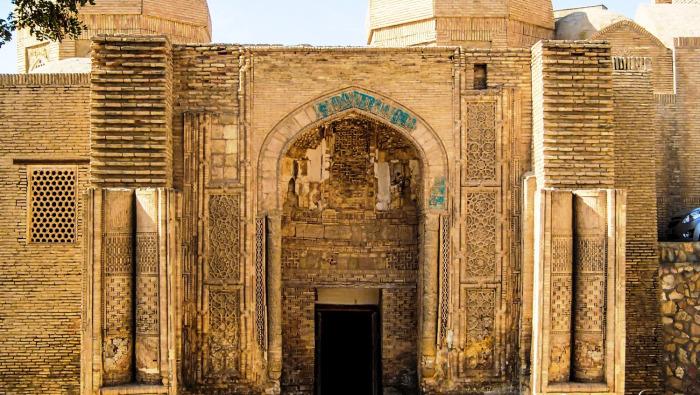 İstiladan saklanan yapı: Magak Attari Cami