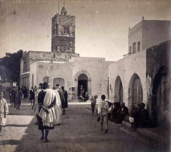 Tunus'ta iki Endülüs kasabası