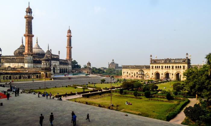 Lucknow'da bir mimari harikası: Bara İmambara