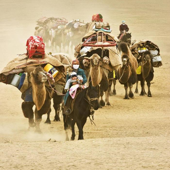 Kazakların Kıtalararası yolculuğu: Büyük Kazak Göçü