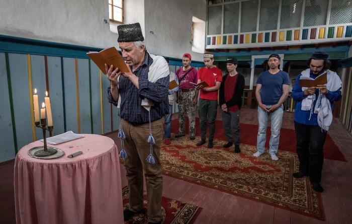 Türklerde Yahudilik: Hazarlar ve Karaylar