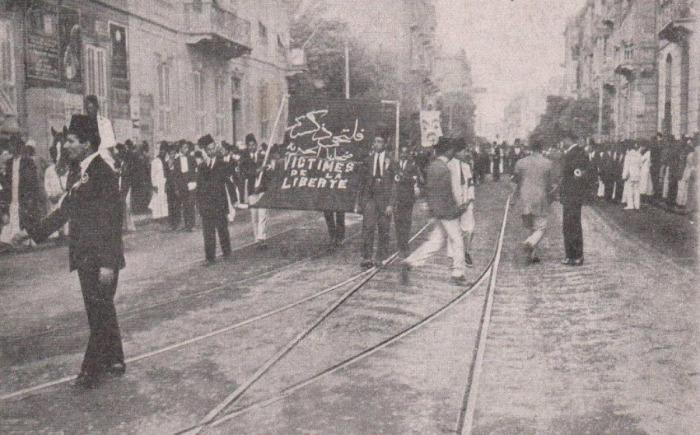 Bir Ülkenin Doğuşu: 1919 Mısır Devrimi