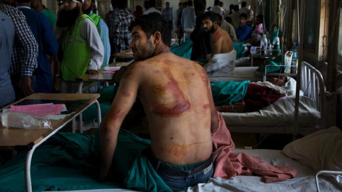 Cammu Keşmir'de sistematik işkence
