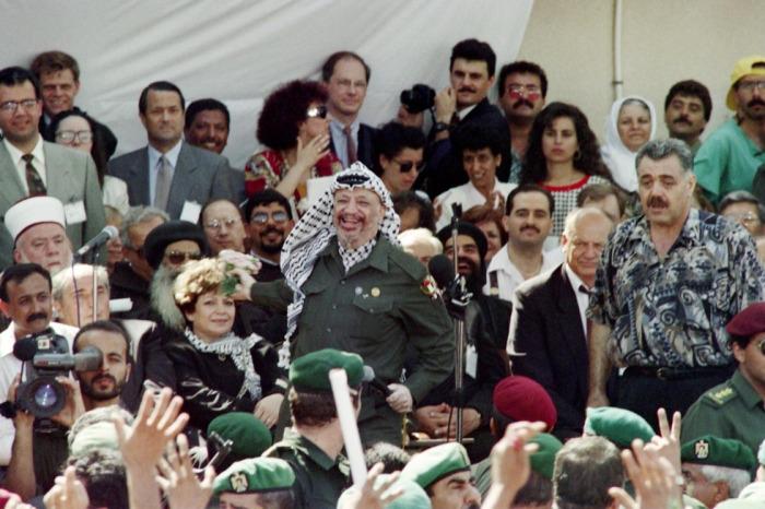 Filistin Kurtuluş Örgütü'nün serüveni