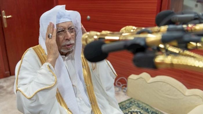 Kâbe'nin 40 yıllık müezzini: Ali Ahmed Molla