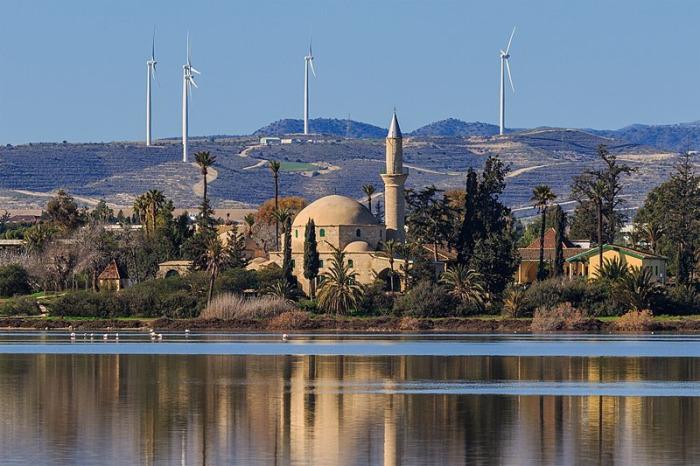 Kıbrıs'ın bekçisi: Hala Sultan