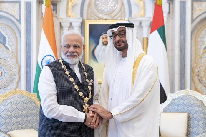 İslam ülkelerinden Hindistan'a çifte ödül