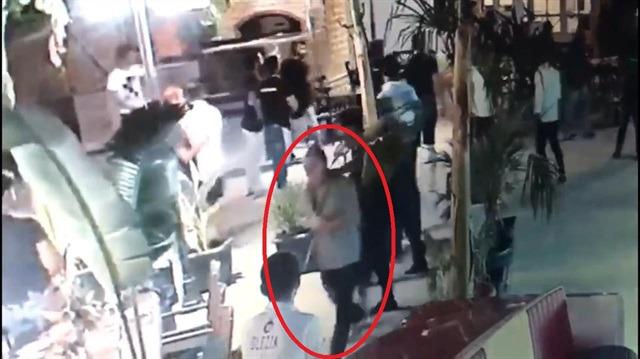 Fatih Terim'in olaylı gecesine ait en net görüntüler ortaya çıktı!