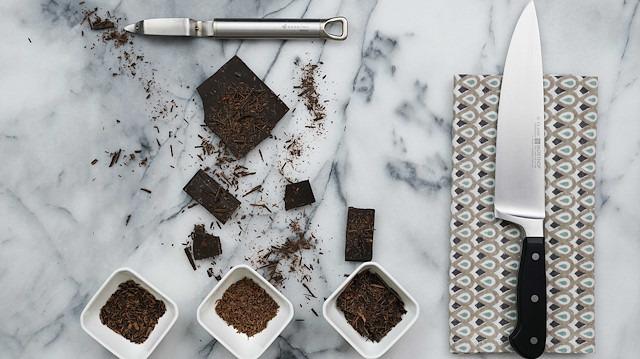 Çikolata nasıl rendelenir?