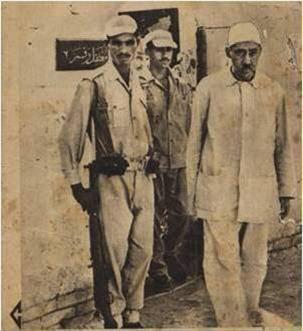 Cemal Abdünnasır'dan özür dilediği takdirde kendisini serbest bırakacak olmalarına karşın o asla kendi davasından vazgeçmedi..