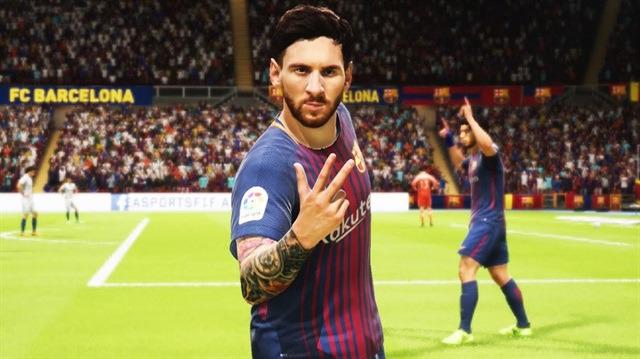 Sakın kaçırma! PlayStation 4 Fifa18'in en güzel golleri