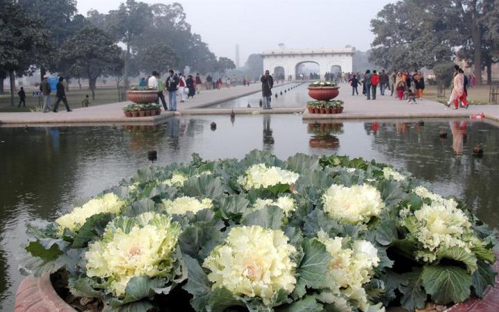 Babürler, Şalimar Bahçeleri'ni tasarlarken cennet bahçelerinden ilham almıştı.