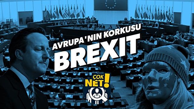 Çok Net   Avrupa Birliği'nin çözülüşü: Brexit #Bölüm6