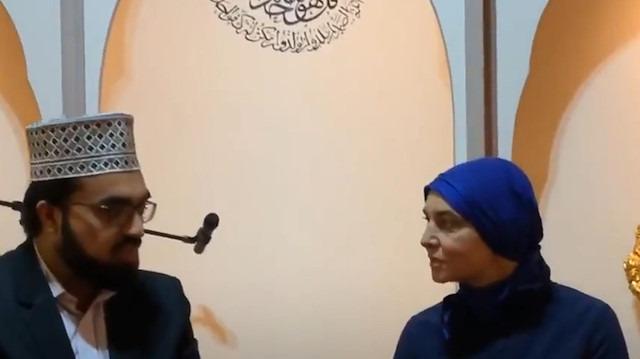 Sinead O'Connor Müslüman olduktan sonra Kelime-i Şehadet getirdi