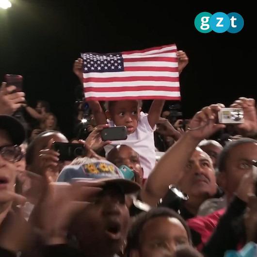 Barack Obama'ya seçim kazandıran şarkı: 'Signed, Sealed, Delivered I'm Yours'