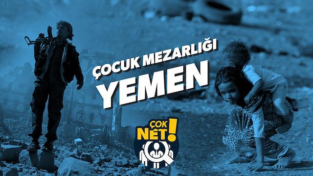 Çok Net | Dünyanın en fakir ülkesi Yemen'de yaşanan insanlık dramı