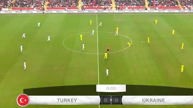 Türkiye - Ukrayna maç sonucu ve geniş maç özeti