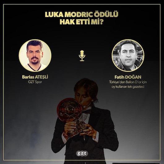 Modric ödülü hak etti mi?