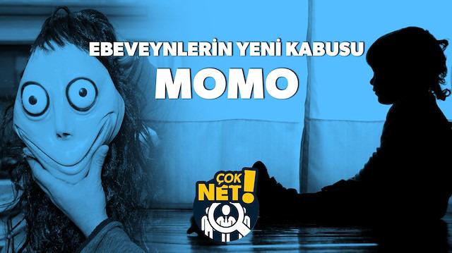 İnternetin en karanlık oyunu: Momo nedir?