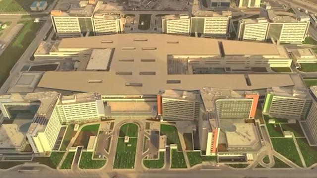 Ankara Şehir Hastanesi açılıyor