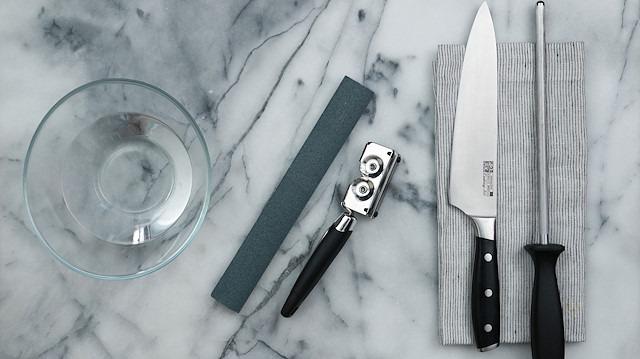 Bıçak nasıl bilenir?