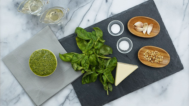 Pesto sos nasıl yapılır?