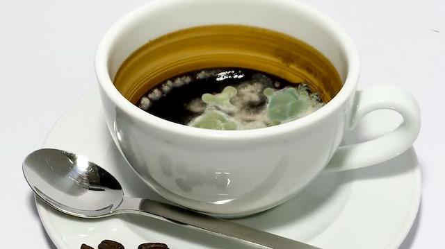 Bir fincan kahve kaç günde küflenir?