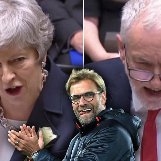 Theresa May ile Jeremy Corbyn arasında 'Liverpool' atışması