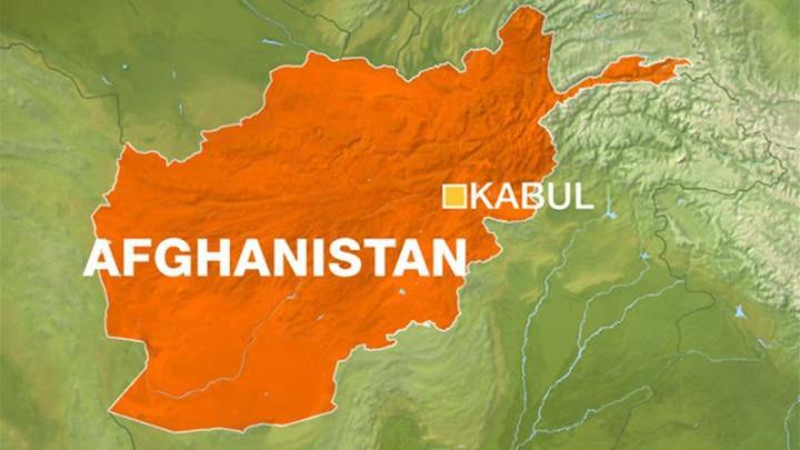 Afganistan, Kabil.