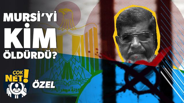 Çok Net | Mursi'yi kim öldürdü?
